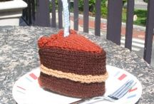 Food Knitting Patterns