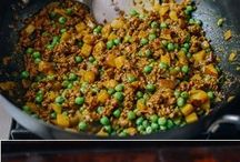 minced meat curry.