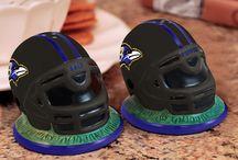 NFL Salt & Pepper Shakers / NFL Teams Custom Salt & Pepper Shakers