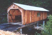 Covered bridges Idaho