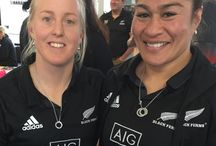 NZ Black Ferns / LoveLoops proudly sponsor the NZ Black Ferns and each receive a loop at each rugby milestone.