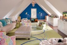 Playroom Decor / Ideas to decorate a playroom that can grow with your little ones.