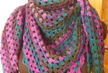 easy shawl