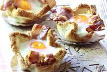 Ei und Toast