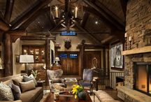 Mountain Home Remodel - Interior / A recent remodel project.
