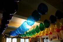 Party ideas / by Lesley Turek