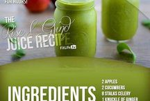 Recipes: Juicer / by Katie Rogers