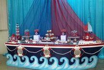 mesas de candy bar