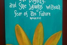 Art Journal Inspiration / Meaningful quotes and other things that get the creative juices flowing