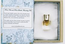 Perfumes and Vintage Bottles