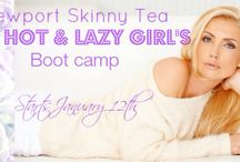 Hot & Lazy boot camp