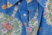 Hawaii Tropical / Hawaii Hawaiian Tropical Shirts decor party favors Think Beach beachy sun summer camp shirt Mens Womens