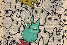 affiches totoro