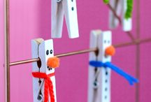 classroom holiday crafts