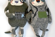 Felted Wool Creations