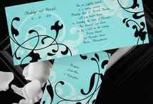 Invitations / My wedding 2016