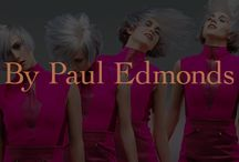 By Paul Edmonds / Celebrating the work of the teams at Paul Edmonds creating directional looks every day of the week.