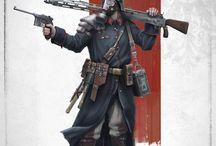 Steampunk WW1