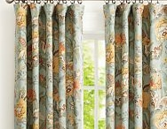 Guest Room / Drapery for guest room / by Linda Mann