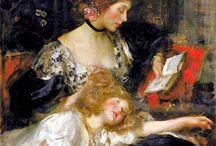 James Jebusa Shannon / Sir James Jebusa Shannon (1862–1923), Anglo-American artist