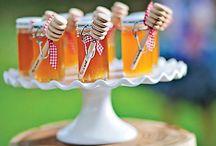 Ava Verjaarsdag partytjie / Pooh picnic