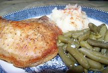Porkchop (crockpot) / by Betty Franklin