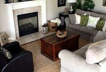 Living room ideas. / by Kim Phillips
