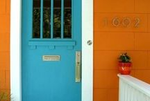 house paint colors / by Mark Hughes