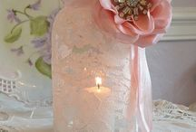 bridal room decor