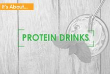 Recipes | Healthy Protein Drinks