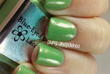 2014 Holiday LE / Blue Eyed Girl Lacquer - 2014 Holiday LE Collection