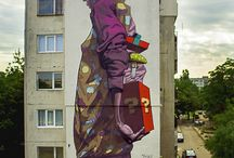 Street Art and graffiti