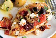 Φιλέτο κοτόπουλο αλά ελληνικά / Φιλέτο κοτόπουλο αλα ελληνικά..Διότι εμείς οι Έλληνες τελειοποιούμε με τη φαντασία μας τις συνταγές, με τα δικά μας υλικά!
