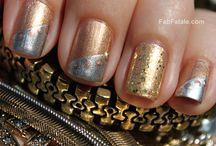 Metals--Shades & Hues
