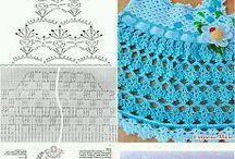 Knitting schemes