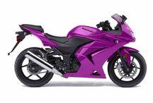 Motorbikes / Kawasaki Ninja