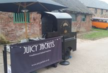 Informal Wedding Catering Ideas / Aimed at those who are looking for a more relaxed and informal wedding catering choice. Lose the formal stuffiness and relax and enjoy a more laid back approach with informal wedding catering