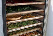 сушильный шкаф DIY (продукты)