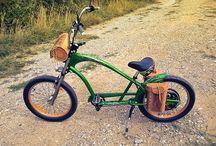 Bicykl, Bicykle, Bike. / Rat Fing Kožené doplňky Daniel Bernard www.db.717.cz