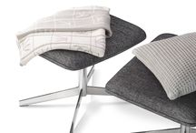 Textiles by Tapio Anttila / Pillows, blankets and throws design by Tapio Anttila.