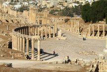 Jerash / Jerash, città della Decapoli, la testimonianza più suggestiva della Filadelfia romana