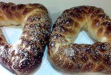 FESTIVAL FARE /  recipes and ideas for Jewish festivals