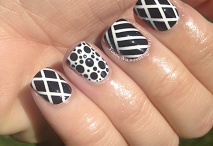 Nails! / Nail designs and stuff. / by Sarah Miller