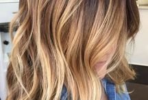 Highlights hair color ideas