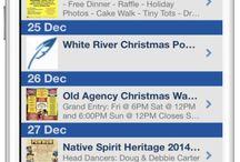 Pow Wow calendar app