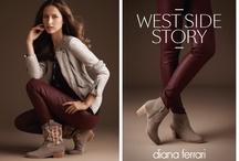 Diana Ferrari Footwear Campaign AW13