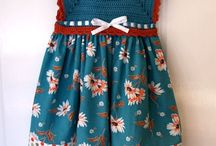 Crochet dresses for girls