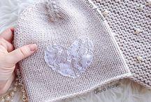 Вязаные шапки / my knitting hat