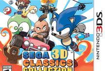 SEGA 3D Classics