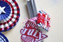Holiday | July 4th ideas